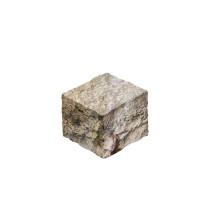 Amarello - gespalten Format: 6x8x5-7cm   Kante: handbekantet